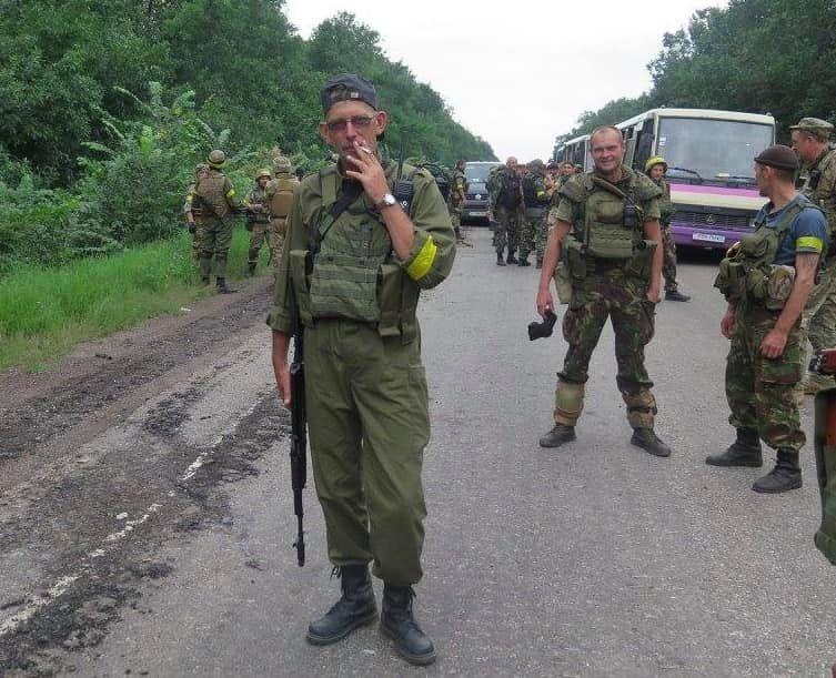 Shulz Небо закликало до своїх вершин: ірпінець Сергій Шкарівський 5 років тому загинув у бою за Іловайськ