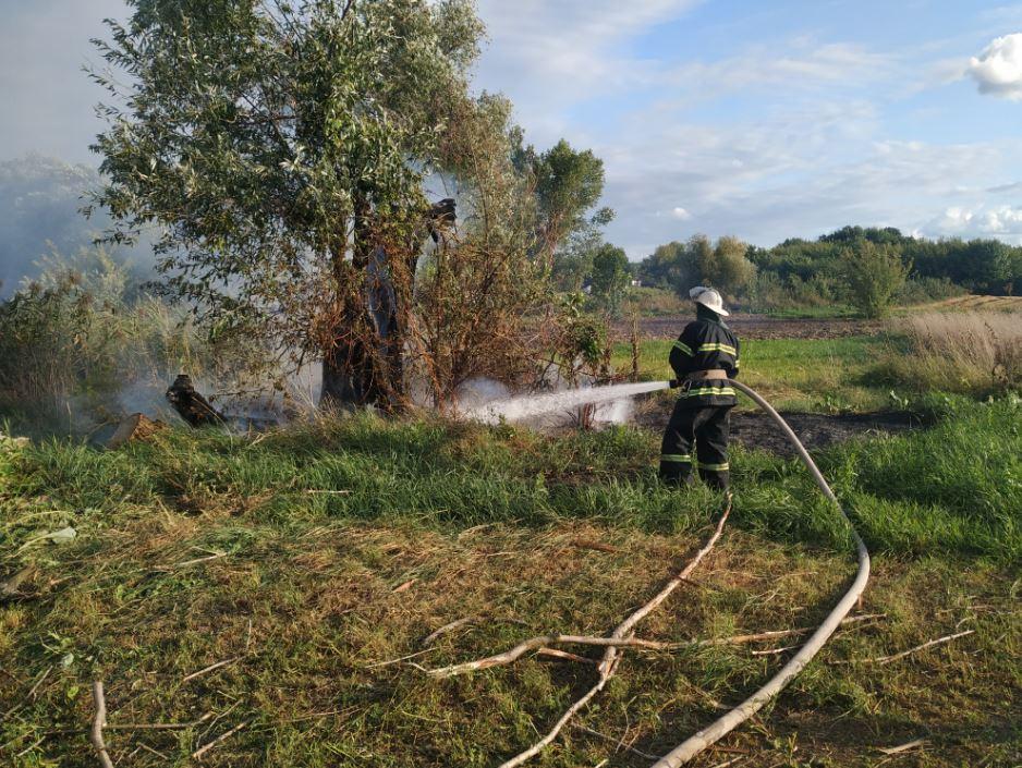 Tet-3-stovb Пекельний вікенд на Тетіївщині: горіли дерева, суха трава та стерня