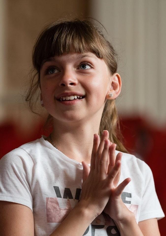 Дитяче Євробачення-2019: у фінал пройшла дівчинка з Гатного -  - Tkachuk 3