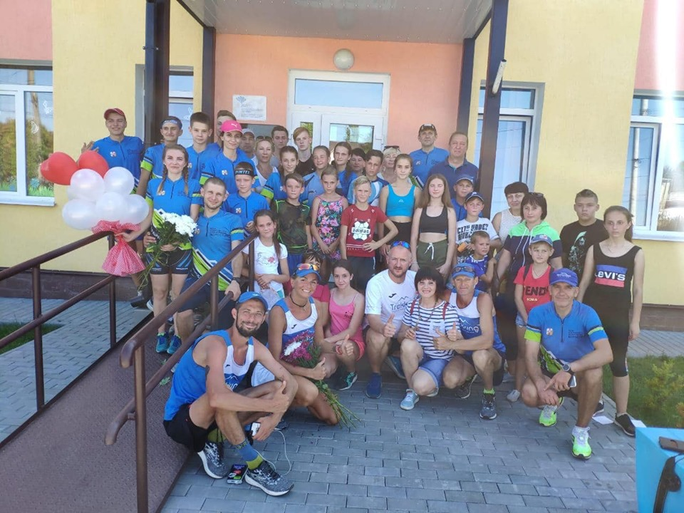 Ультрамарафон в Ірпені: учасники забігу на 500 км з Ковеля до Києва запрошують приєднатися до пробіжки - спорт, Приірпіння, київщина, ірпінь, День незалежності України, Біг - Ultamarafon 1