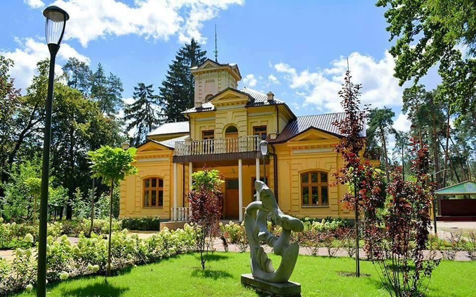 Подорож рідним краєм: «Уваровський дім» (Ворзель) пропонує екскурсії - Уваровський дім, Приірпіння, пам'ятки історії та культури, київщина, історія, екскурсії, Ворзель - Uvar dim exkursiya