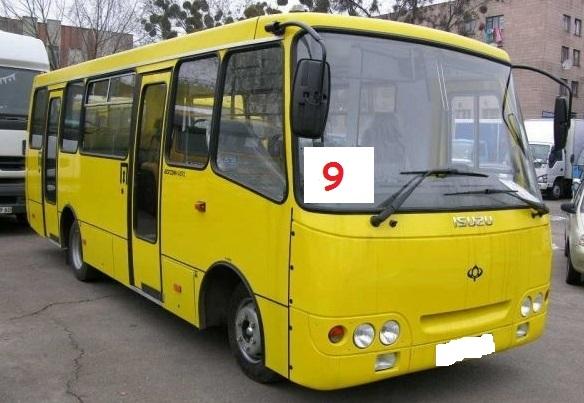 """У Броварах запрацює """"багатостраждальний"""" маршрут №9 -  - avtobus"""