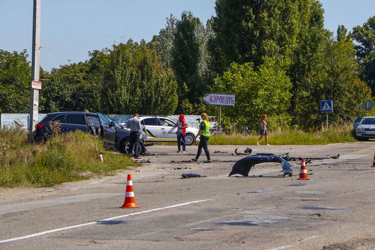 dtp-4-of-6 Смертельна ДТП на Броварщині: загинула 7-річна дівчинка