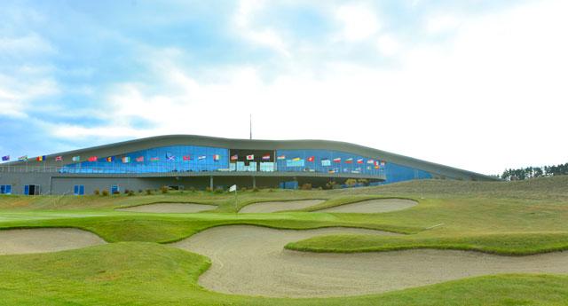 Чемпіонат України з гольфу на Макарівщині -  - flash