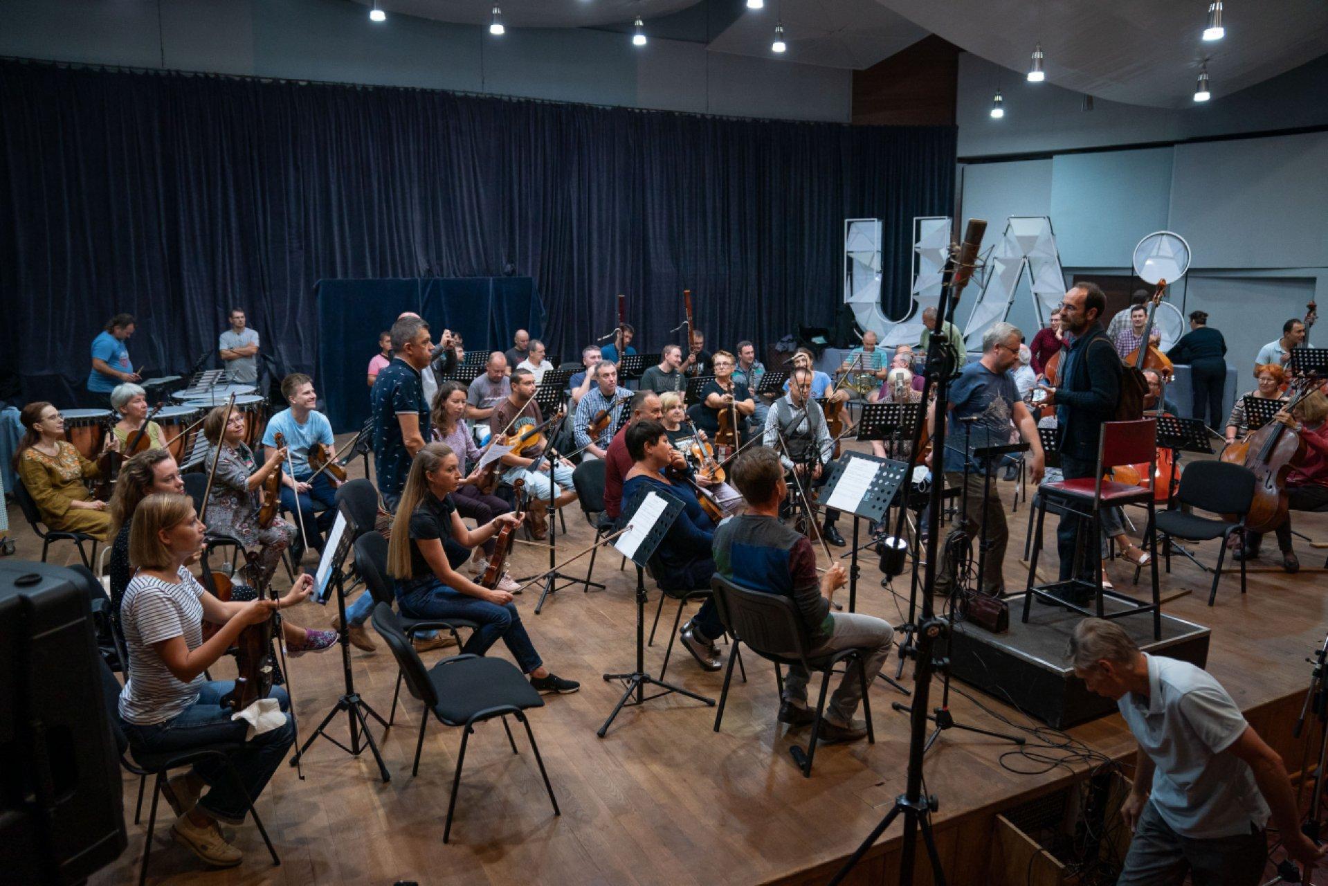 image-2 У столичній ході до Дня Незалежності гратимуть п'ять оркестрів, лунатимуть оперні твори та виступатиме гурт ONUKA