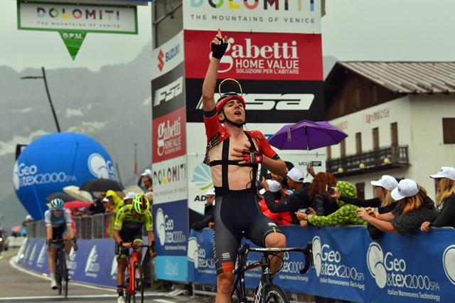 Білоцерківський велосипедист став переможцем престижної велогонки - Перемога, велогонка, Біла Церква - imgbig 7