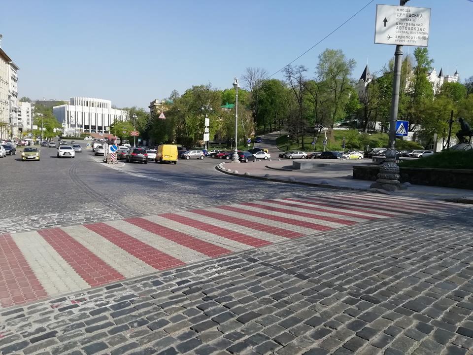 На вулиці Грушевського обмежать рух -  - imgbig 9