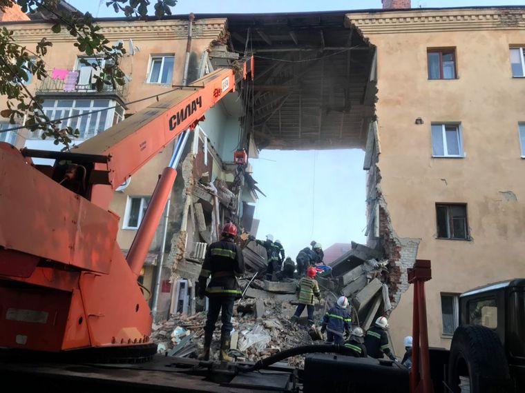 Вибух в багатоповерхівці: дві людини загинули, 7-ох госпіталізували (оновлено) -  - medium 5