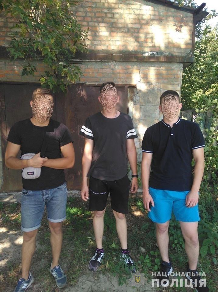 mudaky Чотирьох молодиків, які обікрали чоловіка у Білій Церкві, затримано
