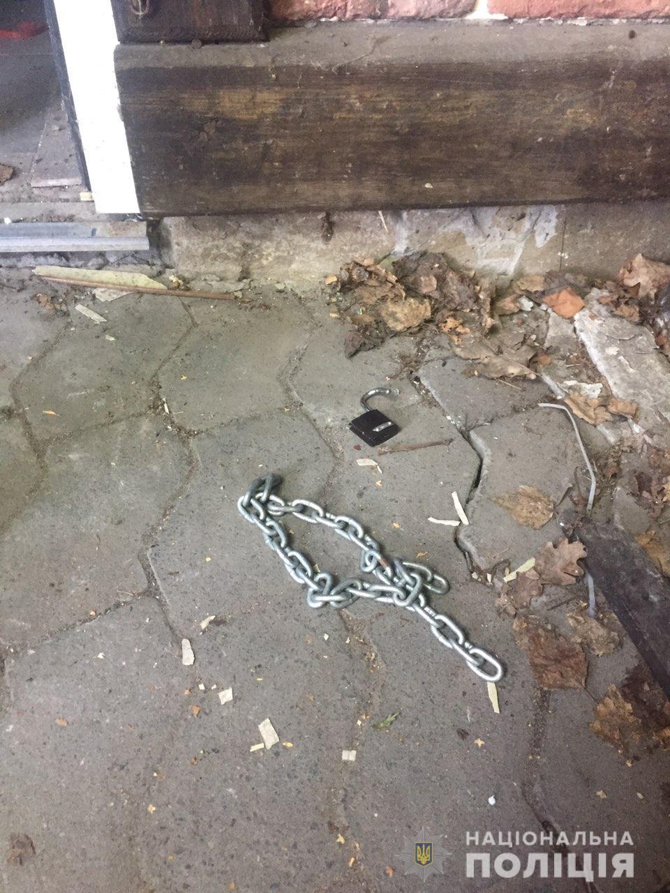 Невдача спіткала грабіжника в Глевасі на Васильківщині -  - n5