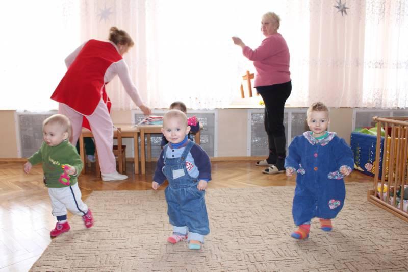 Українські будинки дитини перетворяться на центри реабілітації