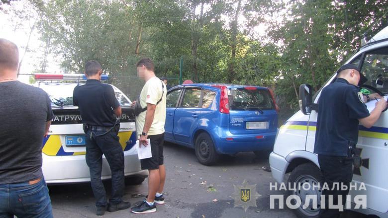 Автослюсар викрав відремонтоване ним авто -  - podugon1208192