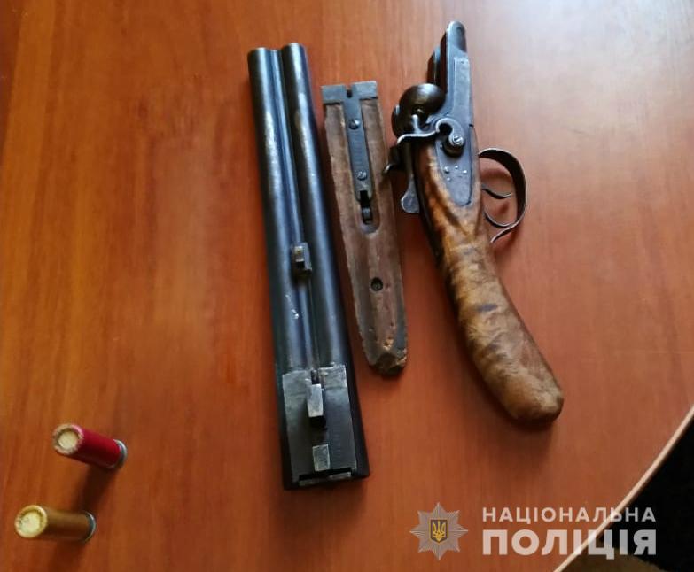 П'яний фастівчанин погрожував дружині зброєю: його затримали -  - rushnytsya
