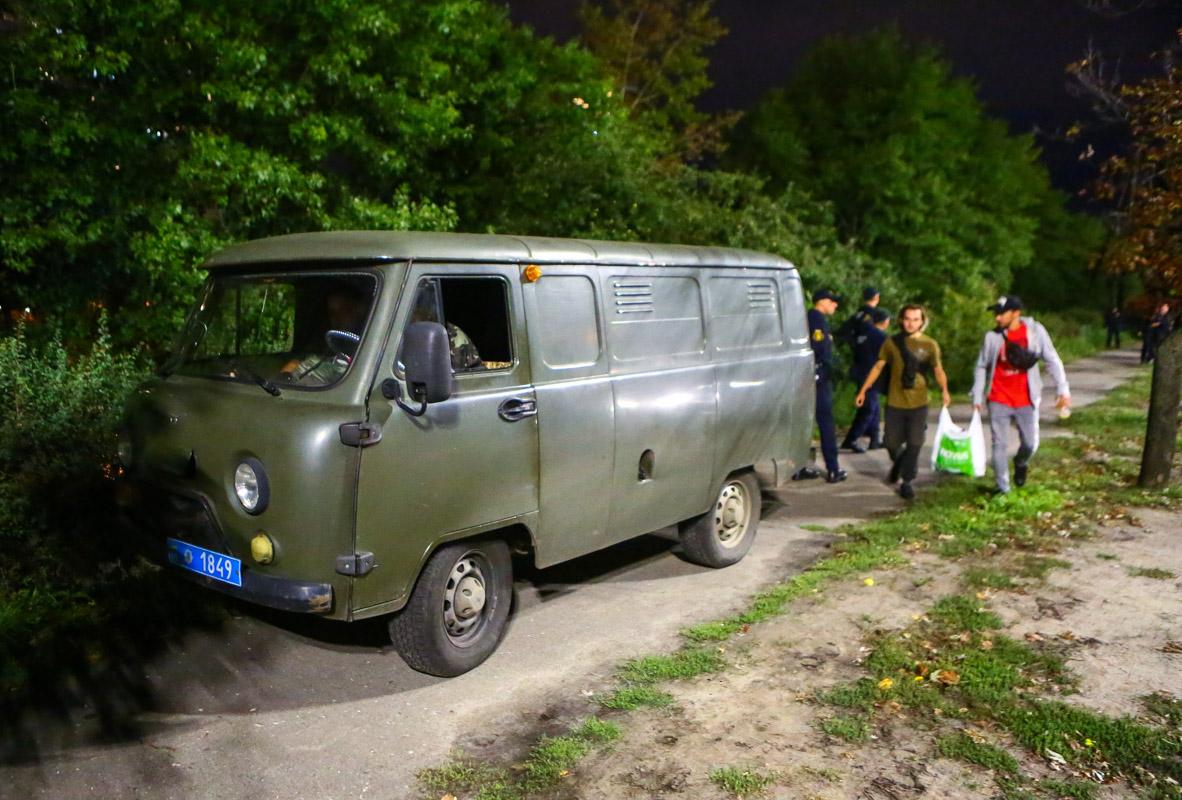 ubijstvo-4-of-5 Страшна знахідка: із Русанівського каналу дістали пакети з людськими останками