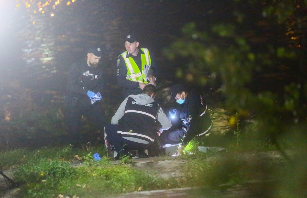 ubijstvo-5-of-5 Страшна знахідка: із Русанівського каналу дістали пакети з людськими останками