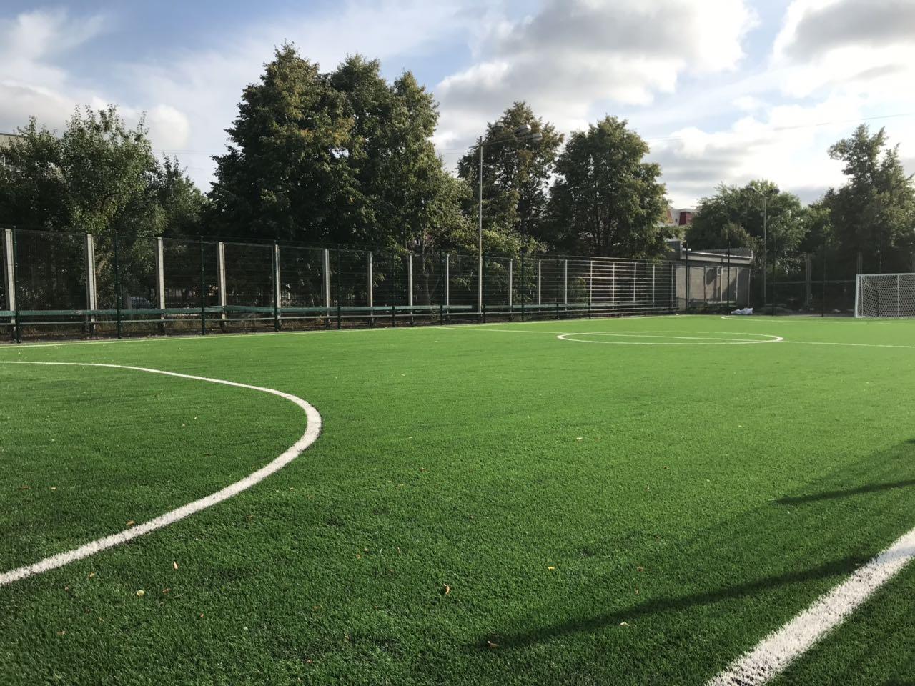 У Баришивці незабаром відкриття міні-футбольного поля -  - zobrazhennya viber 2019 08 15 17 17 40 0