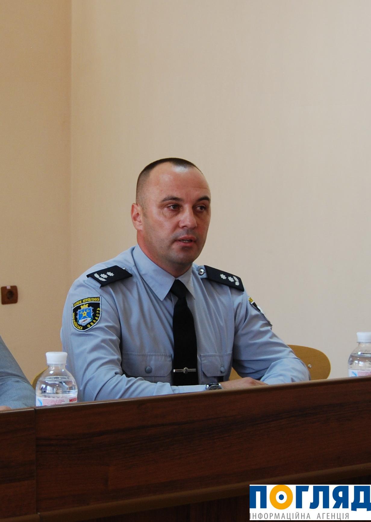 У Василькові офіційно представили нового керівника поліції -  - 000DSC 2701