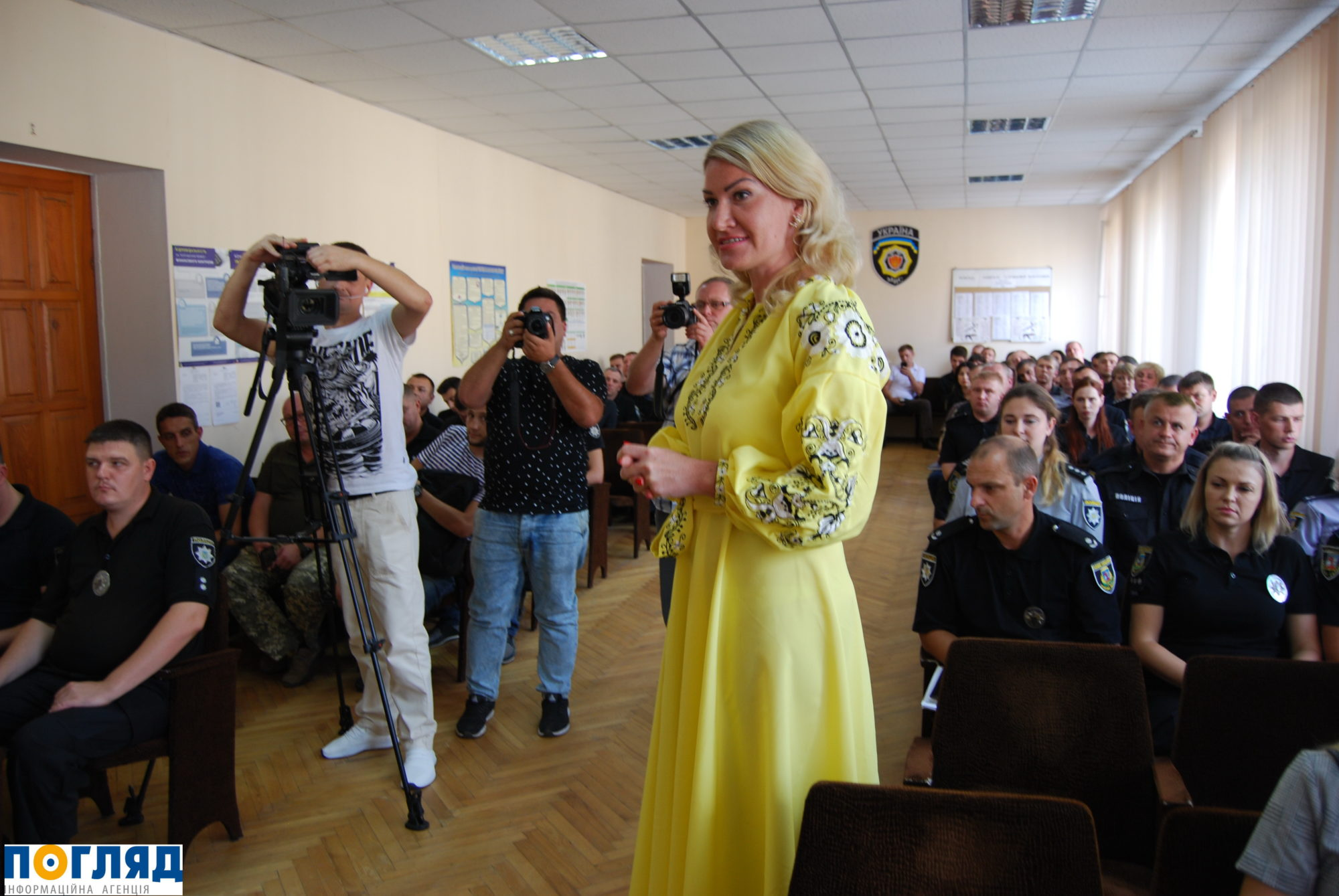 У Василькові офіційно представили нового керівника поліції -  - 000DSC 2703 2000x1339
