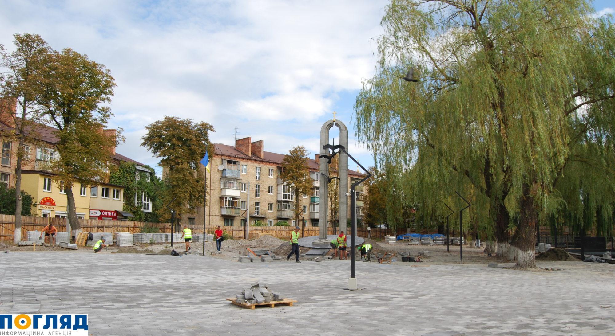 Васильківський парк «Венеція» готовий на 80%: розвінчуємо міфи