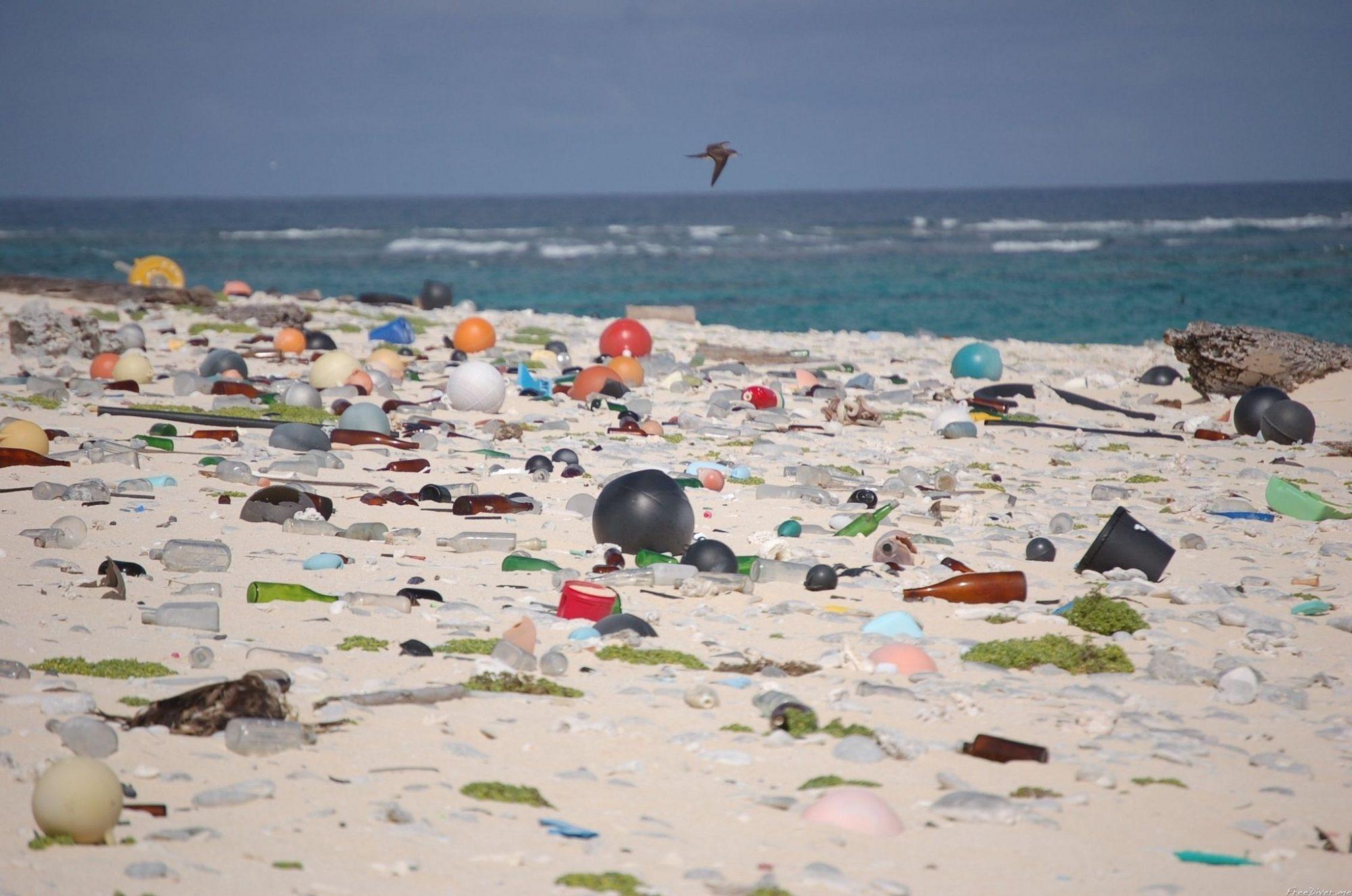 Що залишиться після нас? Недопалки, пластик, вантузи устилають пляжі світу в кінці сезону - сміття - 06 plyazh 2000x1326