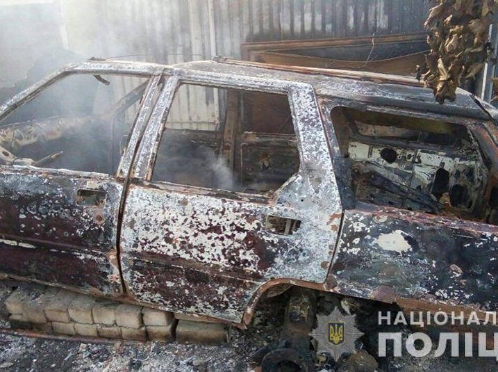 Палив траву, а спалив три хати й три гаражі, п`ять авто і трактор -  - 0912 Lyubym3