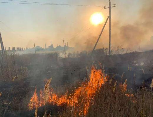 1-8 Горіло майже щогодини: в Ірпені, Бучі, Ворзелі та Гостомелі загасили 7 пожеж
