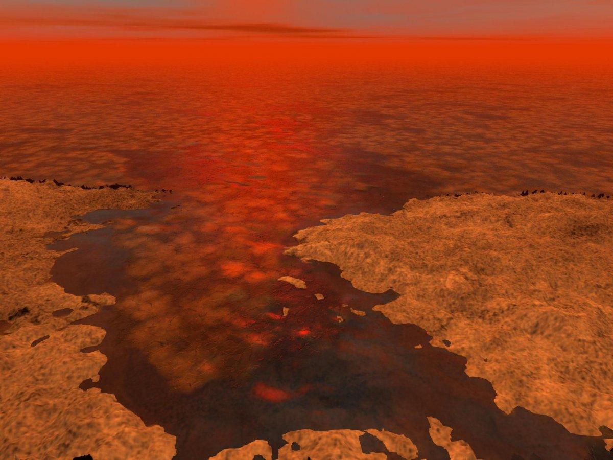 11_tytan Звідки озера на Титані? Це шрами від потужних вибухів: нова гіпотеза