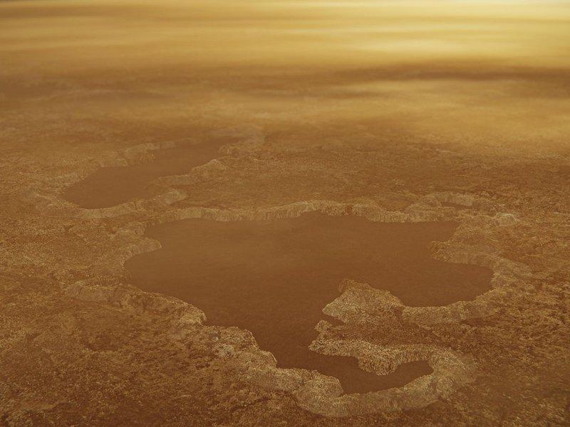 11_tytan2 Звідки озера на Титані? Це шрами від потужних вибухів: нова гіпотеза