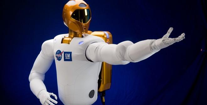 14_mks NASA відправить на МКС робота-андроїда
