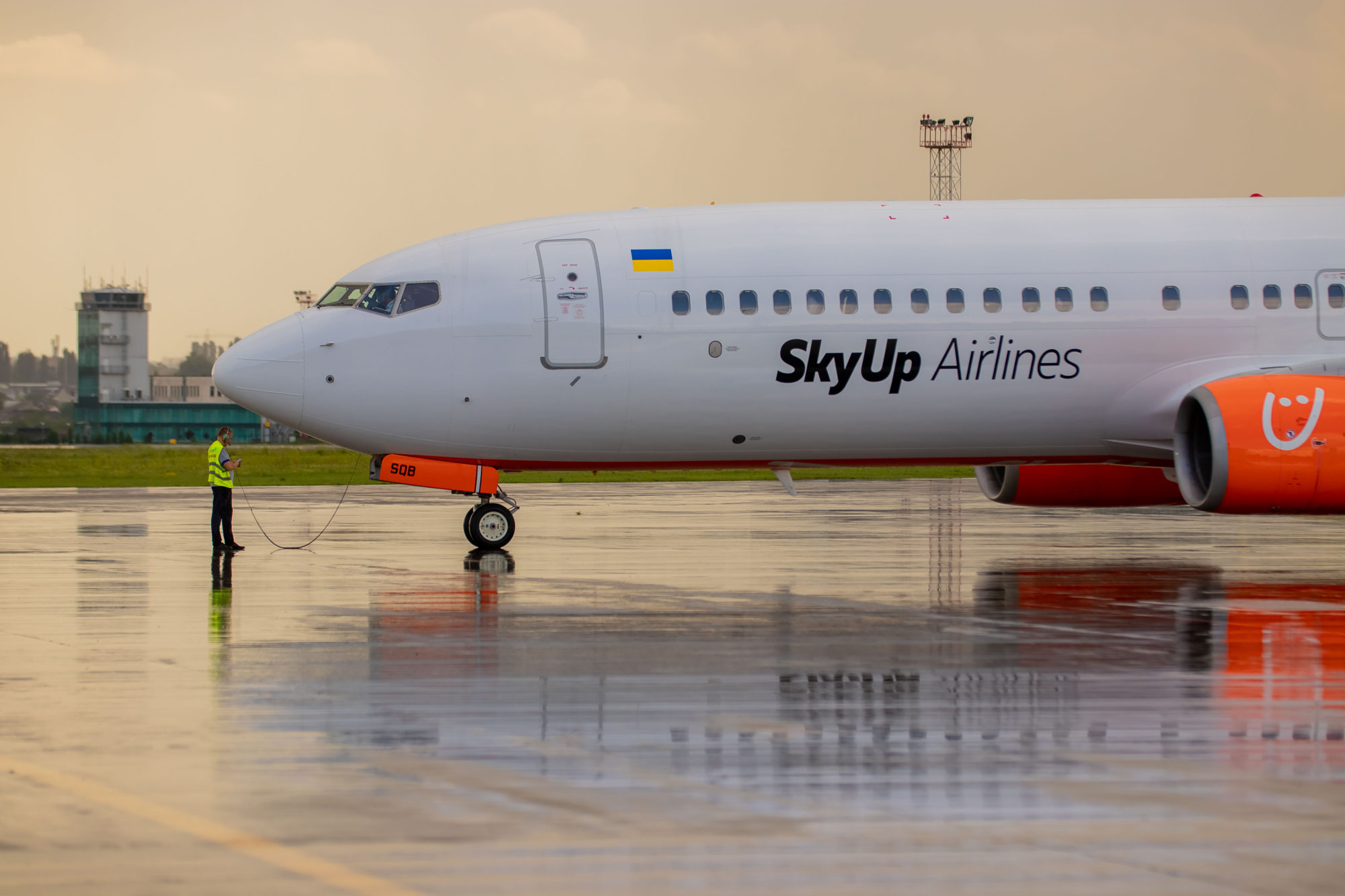 Апеляційний суд Києві скасував рішення про призупинення ліцензії SkyUp -  - 1561970638 2000x1333
