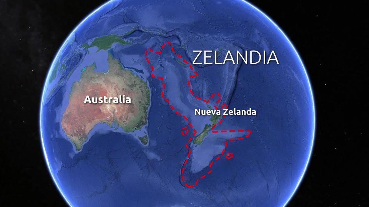 16_zelandyya Вчені допускають можливість появи ще одного материка на Землі
