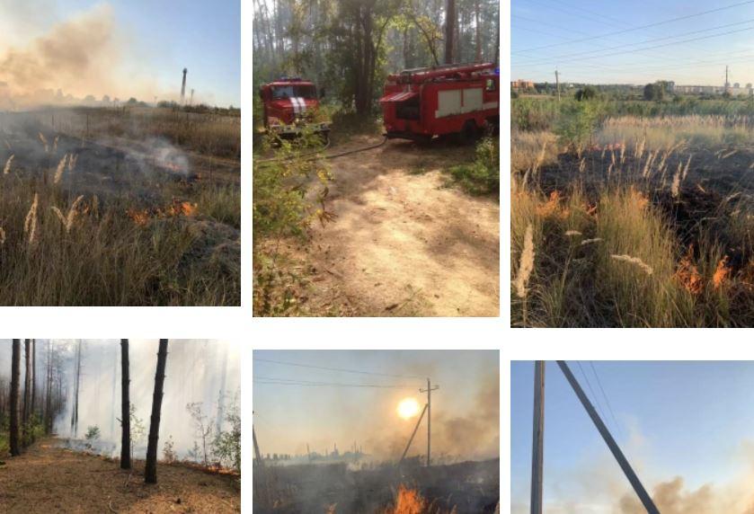 2-6 Горіло майже щогодини: в Ірпені, Бучі, Ворзелі та Гостомелі загасили 7 пожеж