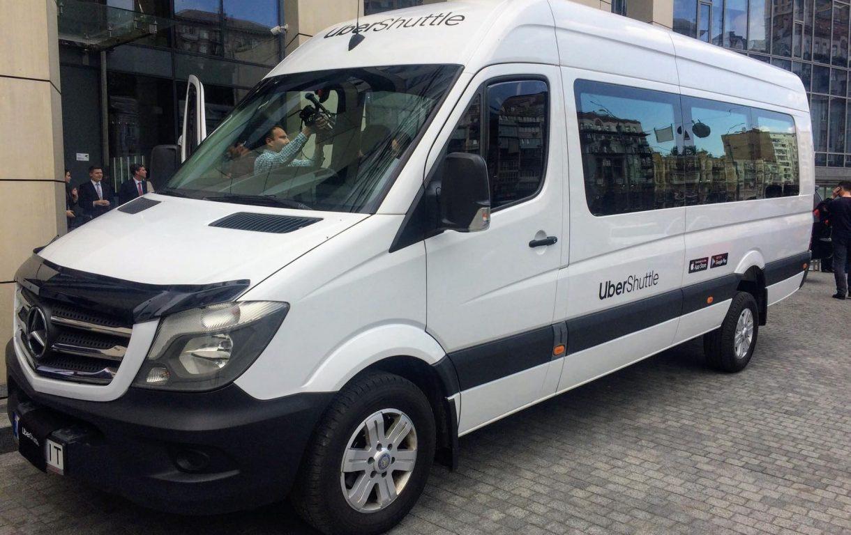 Uber Shuttle з'єднає Борщагівку та центр Києва - транспортні засоби, столиця, Маршрутка, вартість за проїзд, Борщагівка, автобусний маршрут, uber - 20190514160458 2991 e1563883734252