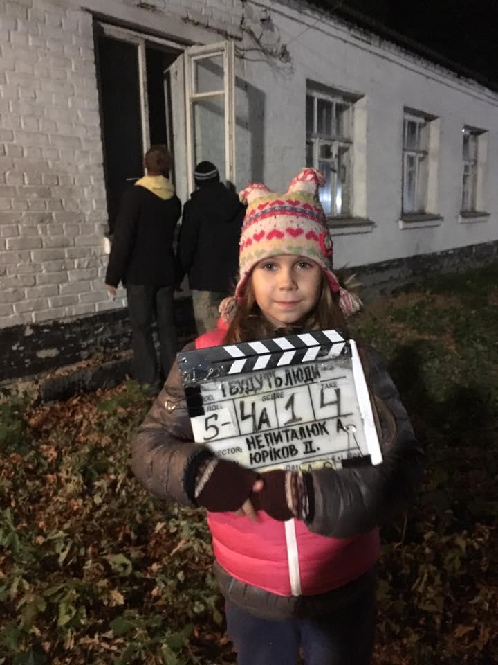 22_fylm2 Боярка стала знімальним майданчиком для вітчизняного серіалу (ФОТО і ВІДЕО)