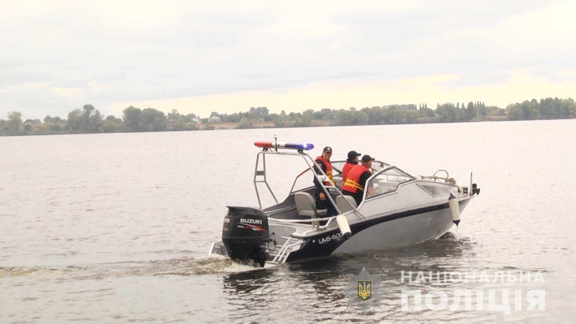 Профілактичні відпрацювання акваторій у Вишгородському та Іванківському районах -  - 3ryba
