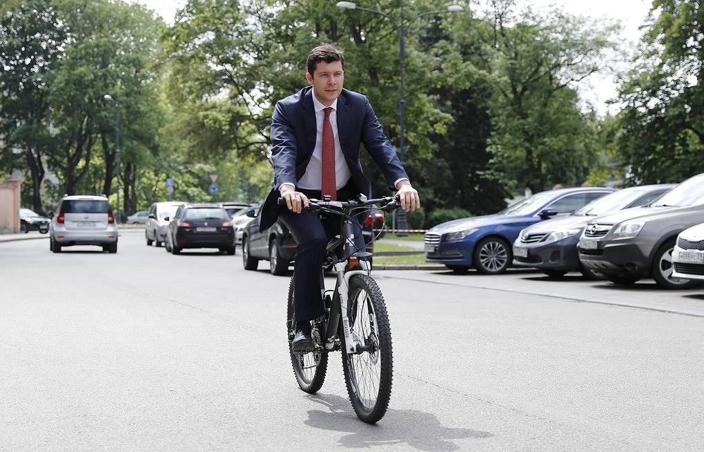 «Велосипедом на роботу»: кияни візьмуть участь у флешмобі