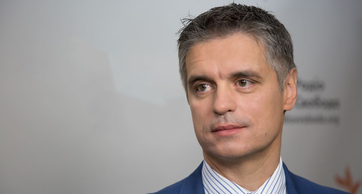 555 Зеленський представив нового міністра закордонних справ
