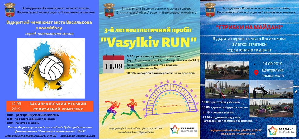 69585173_982324958765966_105464090184384512_n Анонс спортивних заходів на День міста Василькова