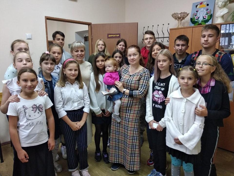 Благодійність замість квітів: Васильківщина долучилась до акції