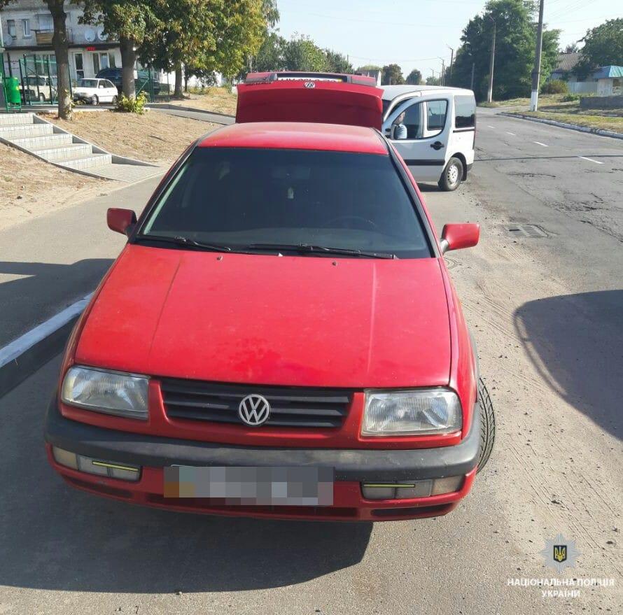 69880046_517109015690098_18600262113427456_n Правоохоронці Переяславщини затримали водія із підробними документами