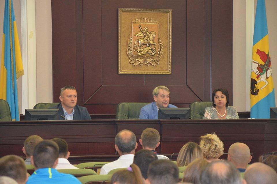 Серед найкращих діячів спорту  Київщини, котрих привітали в КОДА, були й представники Обухівщини -  - 69909731 2137164636591493 4897709631792480256 n
