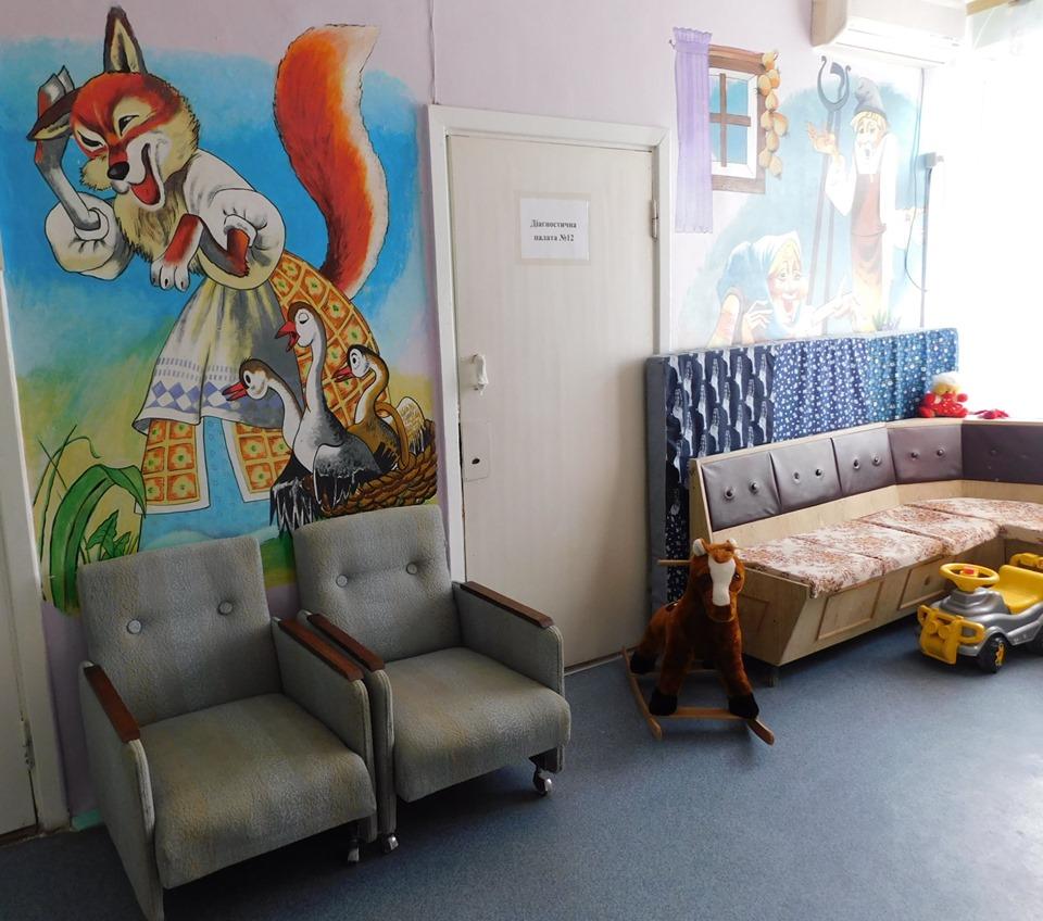 У Славутичі розпочато перетворення лікарні в сучасний медичний заклад -  - 69929584 2416694008413498 3927239171143368704 n