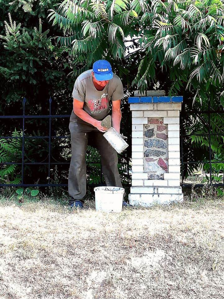 69940291_492776424854336_634187857245765632_n На Обухівщині відреставрували  пам'ятник гетьману Виговському