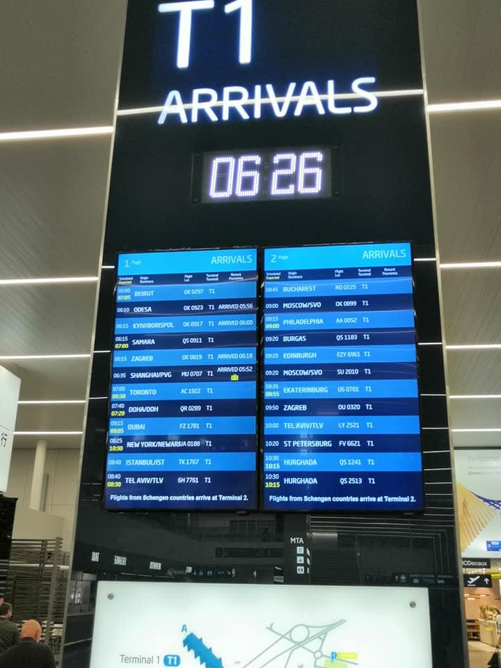 70086512_582847118918173_7172997908654981120_n Празький аеропорт долучився до #KyivNotKiev