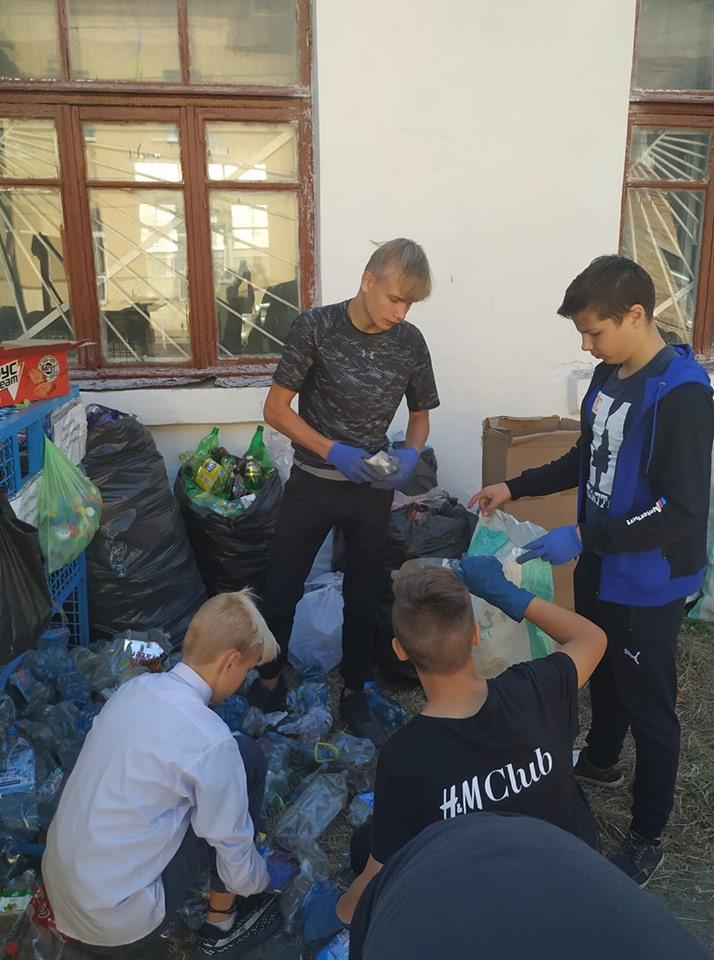 70430787_912987079079632_7682159370993401856_n У Фастові відбудеться Zero Waste Day: учнів навчатимуть збирати та сортувати відходи
