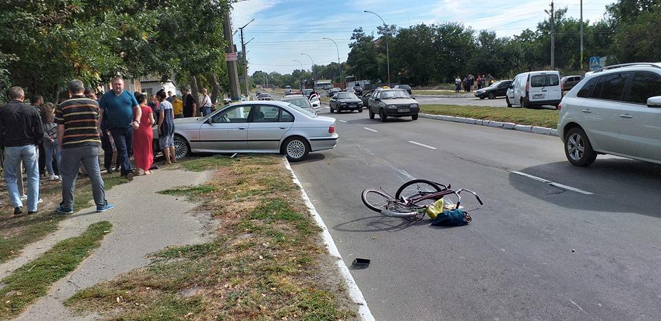 70431204_1368373269987300_2452161232044556288_n У Переяславі легковик збив велосипедистку