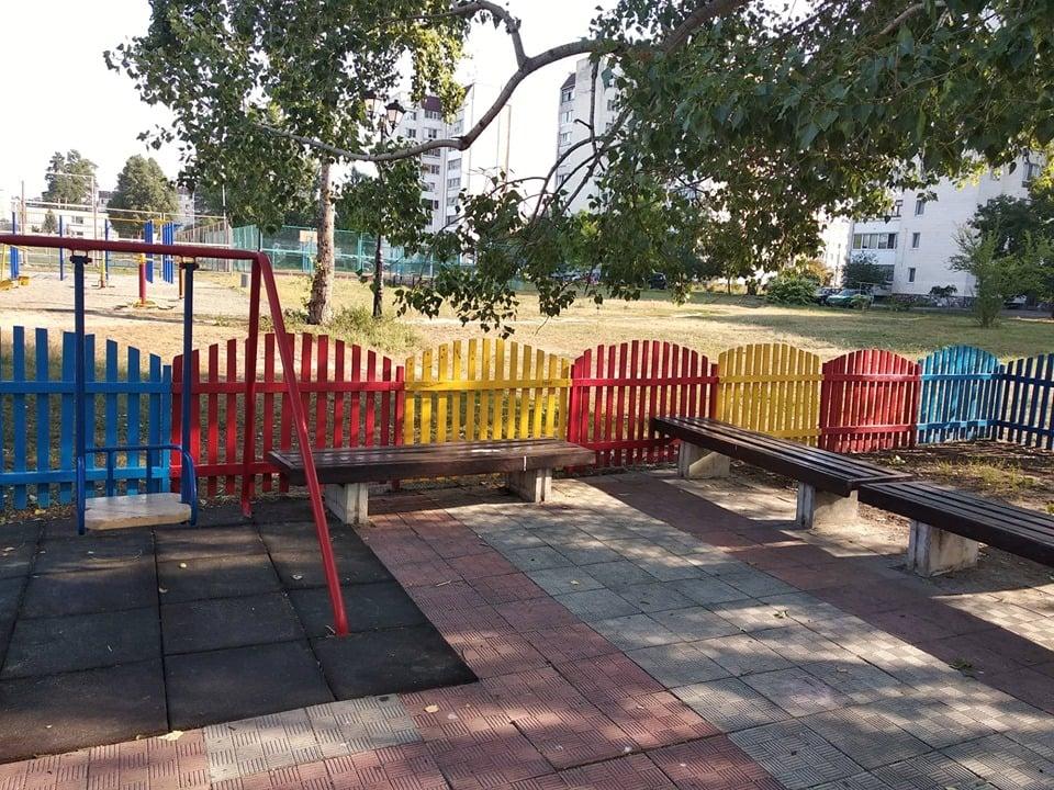 У Славутичі з'явиться новий дитячий майданчик -  - 70477781 2416622888420610 3073983569207492608 n