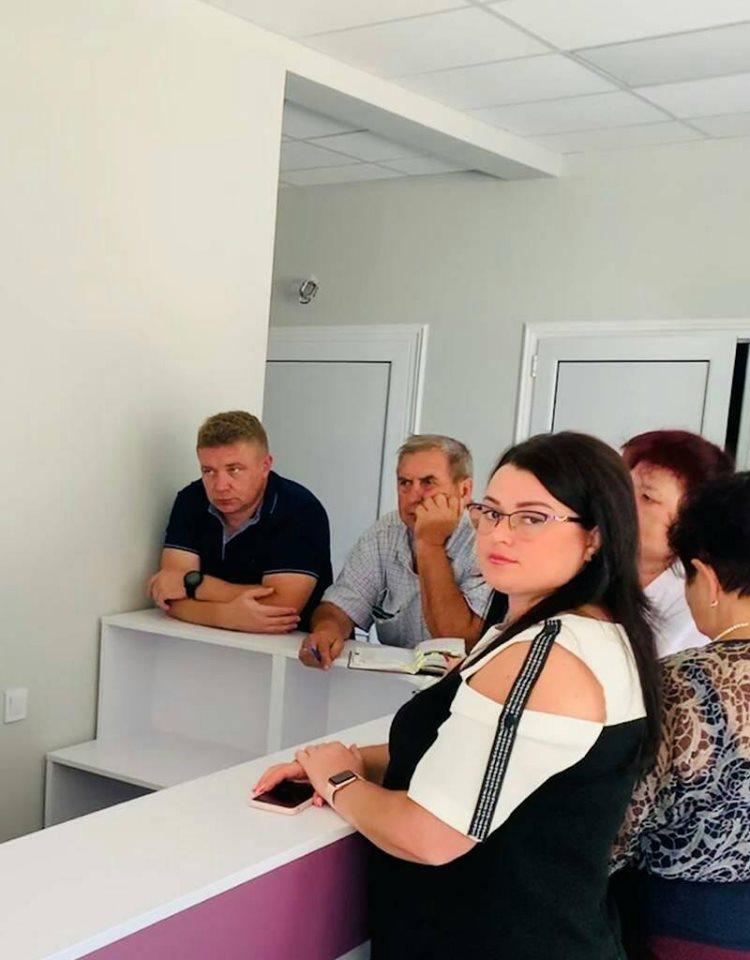 70484188_493511988101761_1951447742744100864_n Васильківщина готується до відкриття ще однієї амбулаторії