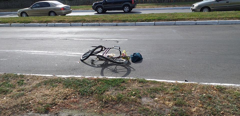 70486199_1368373033320657_5653038321522180096_n У Переяславі легковик збив велосипедистку