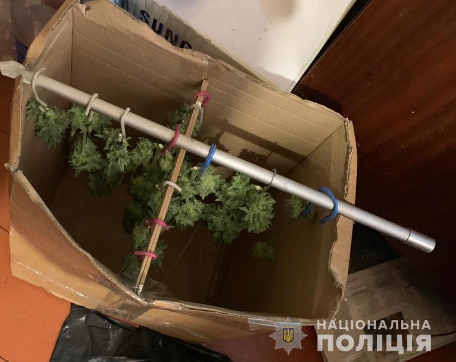 70496453_2483267471728410_3365640259814555648_n На Обухівщині викрили ділків, котрі незаконно зберігали наркотики